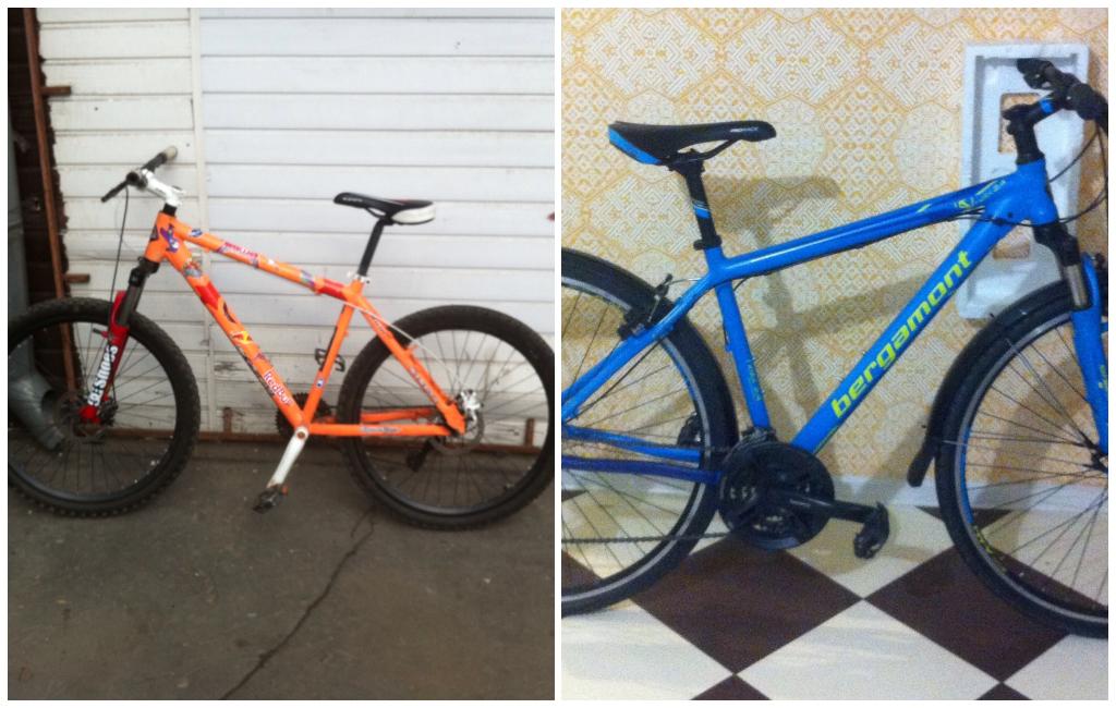 Что выбрать гибрид или горный велосипед?