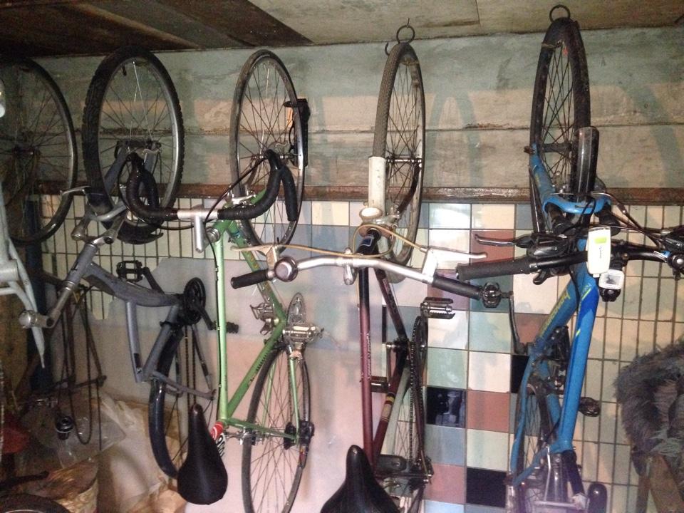 сезонное хранение велосипедов в москве