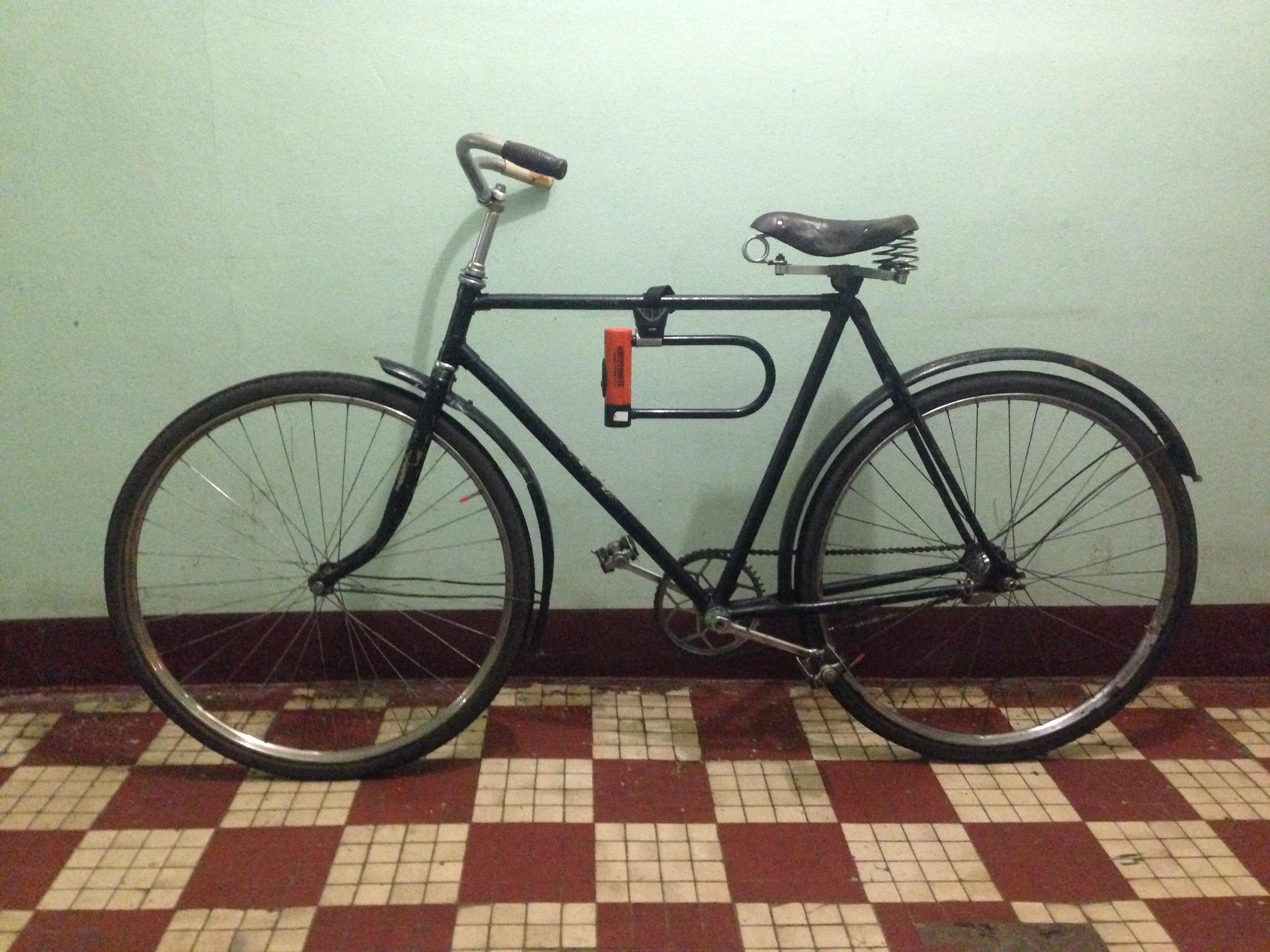 велосипед пвз в 10