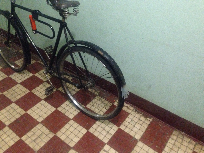 Как сделать брызговики на велосипед