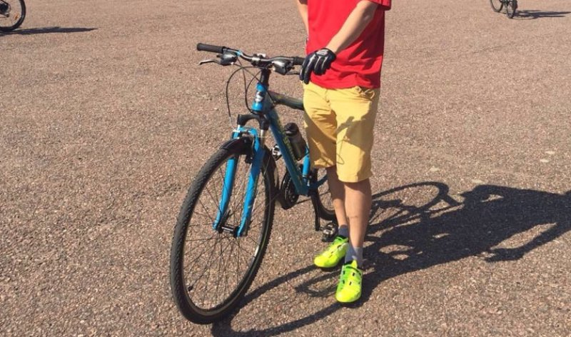 Как я перешел с топталок на контактные педали и велотуфли