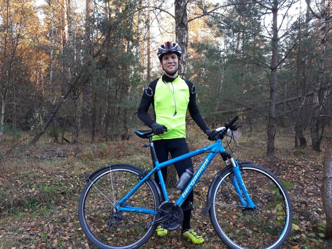Как я 200 километров на велосипеде проехал и остался жив!
