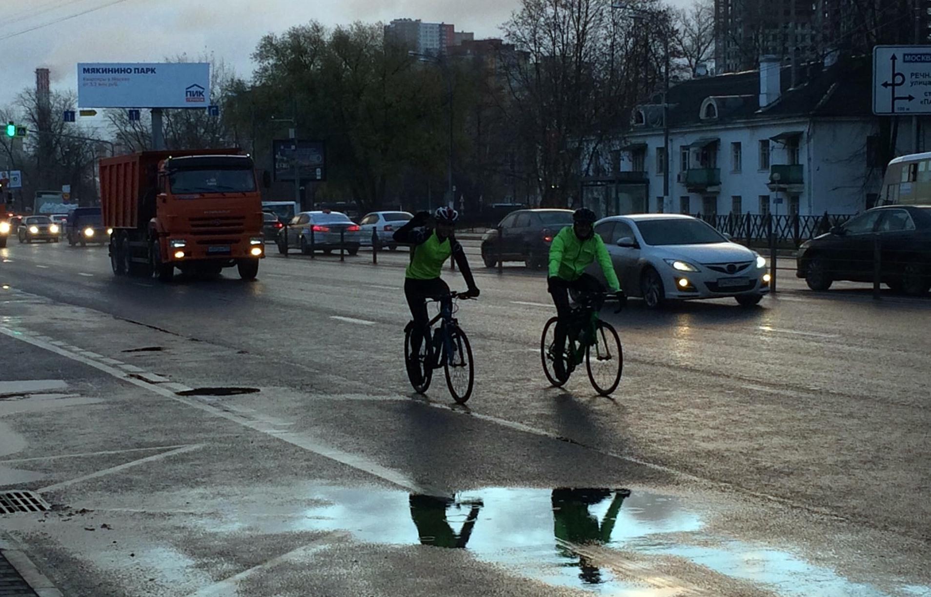 300 км на велосипеде за один день
